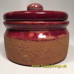 www.happythings.dk_205_H. Holm_keramik_skål med låg_rødlig_keramik_02
