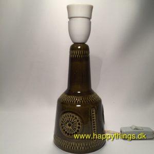 www.happythings.dk_632_W Germany_lampe_Cloos&Co._653_keramik_grønlig_01