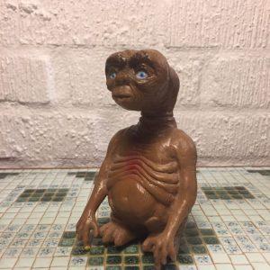 E.T. Plastfigur