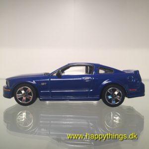 www.happythings.dk_1463_Bburago_Ford Mustang_blåmetallic_01